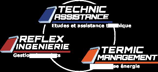 Technic Assiatance - Reflex Ingenierie - Termic Management